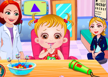 Play Baby Hazel Eye Care online - Screenshot 2