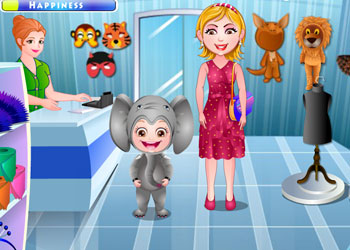 Play Baby Hazel Fancy Dress online - Screenshot 2
