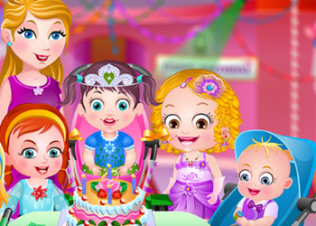 Play Baby Hazel Fashion Party online - Screenshot 1