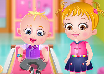 Play Baby Hazel Fashion Party online - Screenshot 2