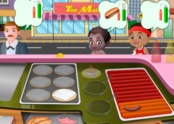 Play Baby Hazel Food Truck online - Screenshot 2