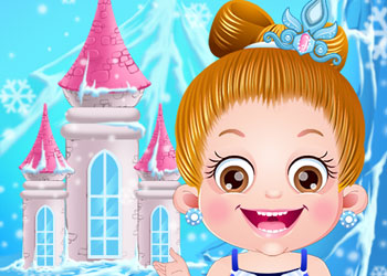 Play Baby Hazel Frozen Adventure online - Screenshot 1