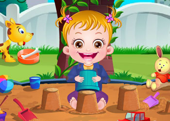 Play Baby Hazel Hygiene Care online - Screenshot 1