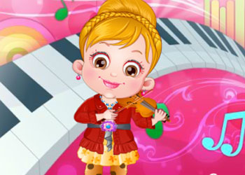 Play Baby Hazel Photoshoot online - Screenshot 1