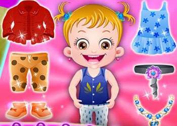 Play Baby Hazel Photoshoot online - Screenshot 2