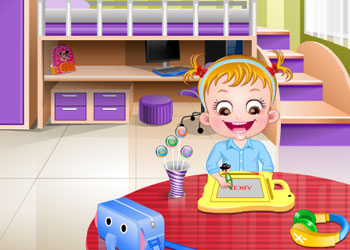 Play Baby Hazel Winter Fashion online - Screenshot 2