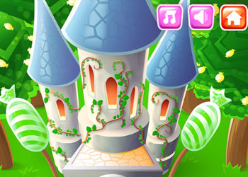 Play Back to Candyland 4: Lollipop Garden online - Screenshot 1