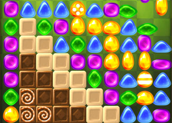 Play Back To Candyland: Choco Mountain online - Screenshot 2