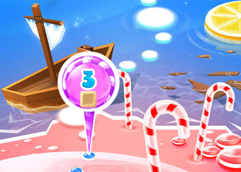 Play Back to Candyland Episode 3: Sweet River online - Screenshot 1