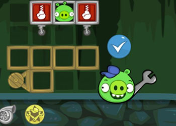Play Bad Piggies HD 2 online - Screenshot 2
