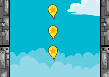 Play Balloons pop online - Screenshot 1