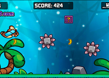 Play Banana Kong Online online - Screenshot 2