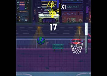 Play Basketball Master online - Screenshot 1