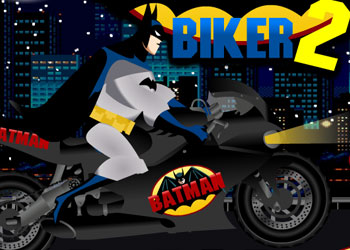 Play Batman Biker 2 online - Screenshot 1