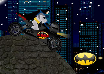 Play Batman Biker 2 online - Screenshot 2