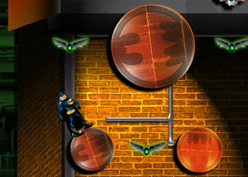 Play Batman Dangerous Buildings online - Screenshot 2
