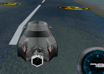 Play Batman Dark Race online - Screenshot 2