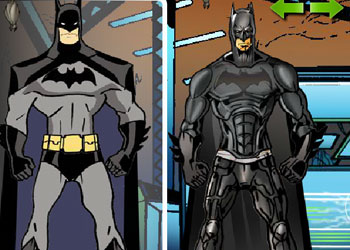 Play Batman Dress Up online - Screenshot 2