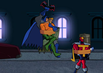Play Batman Ultimate Rescue online - Screenshot 2