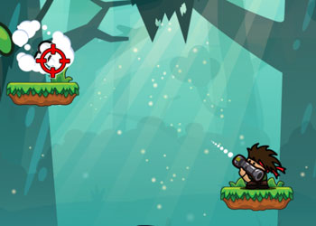 Play Bazooka and Monster online - Screenshot 2