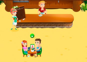 Play Beach bar online - Screenshot 1