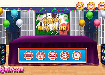 Play Bella Night Party online - Screenshot 1