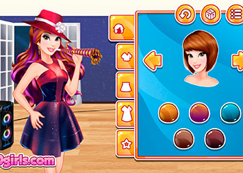 Play Bella Night Party online - Screenshot 2