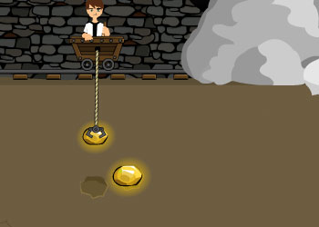 Play Ben10 Gold Miner online - Screenshot 2