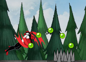 Play Ben 10 Super Run online - Screenshot 2