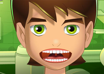 Play Ben 10 Tooth Problems online - Screenshot 2