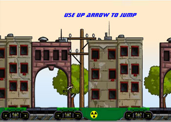 Play Ben 10 Train Champ online - Screenshot 1