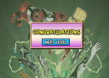 Play Ben 10 Typing online - Screenshot 2