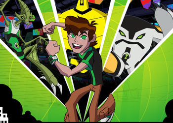 Play Ben 10 Undertown Runner online - Screenshot 1