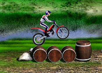 Play Bike Mania online - Screenshot 2