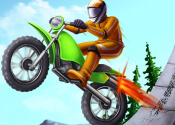 Play Bike Racing online - Screenshot 1