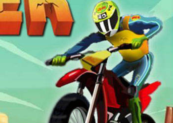 Play Biker online - Screenshot 2