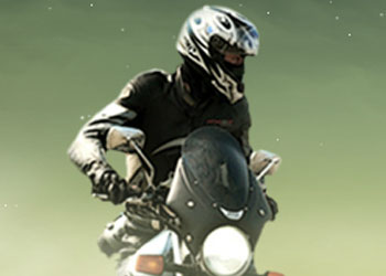 Play Biker VS Zombies online - Screenshot 1
