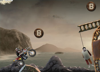Play Biker VS Zombies online - Screenshot 2
