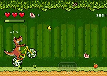 Play Bikosaur online - Screenshot 1