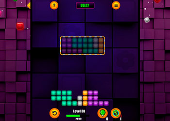 Play Block Riddle online - Screenshot 2