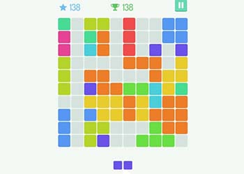 Play Blocks Puzzle online - Screenshot 2
