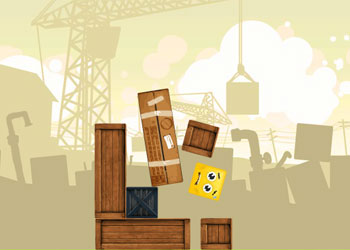 Play Blocky Flash online - Screenshot 2