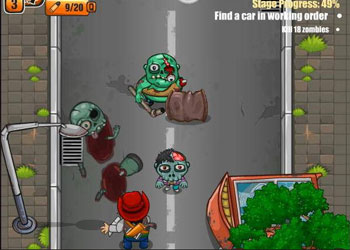 Play Bloodbath Avenue online - Screenshot 1