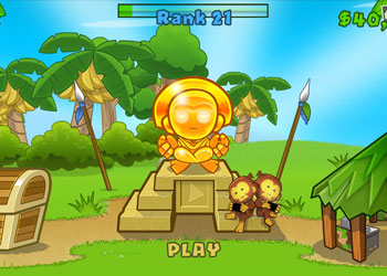 Play Bloons Tower Defense 5 online - Screenshot 1