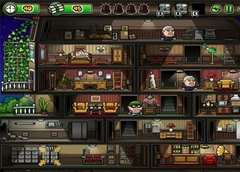 Play Bob the Robber 2 online - Screenshot 2