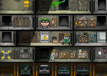 Play Bob the Robber 4 online - Screenshot 2