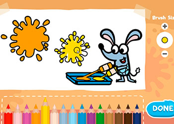 Play Boj Coloring Book online - Screenshot 2