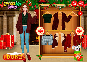 Play Bonnie Christmas Parties online - Screenshot 2