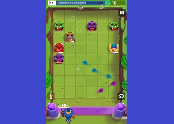 Play Bounzy Online online - Screenshot 1