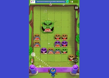Play Bounzy Online online - Screenshot 2